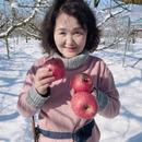 菊地果樹園 菊地由美子