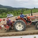 山奥の田舎農園