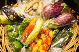 完全無農薬*野菜box(5品目以上)
