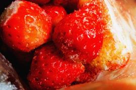 そのまま使える☆冷凍イチゴ(さがほのか)4kg