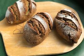 パンセット①:自然栽培小麦のみ使用したドイツ風パンセット1