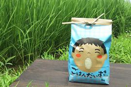 これが自然エネルギーの結晶≫医農米「かぐれ」【玄米】5kg