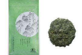 【有機栽培緑茶】やぶきたみどり(100g)×3パック