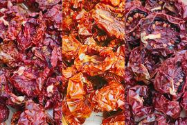 【熱海産♨農薬不使用】 無添加ドライミニトマト 3種食べ比べセット3L