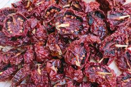 【熱海産♨農薬不使用】 ドライミニトマト1袋 (品種:トスカーナバイオレット)