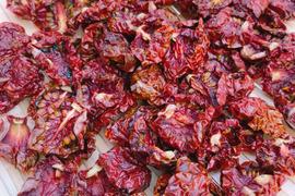 【熱海産♨農薬不使用】 ドライミニトマト1袋 (品種:ブラッディタイガー)