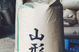 【H30新米】【玄米】つや姫 10kg 山形県飯豊町産 特別栽培米