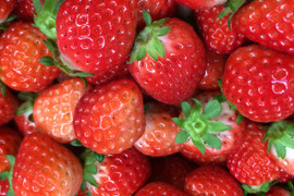 ★セット★今日のおやつチビイチゴ1kg & ジャム用チビイチゴ1.5kg
