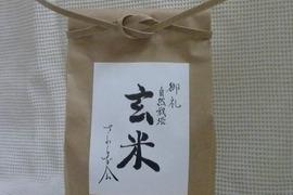 【玄米】1kg 〈あいちのかおり〉