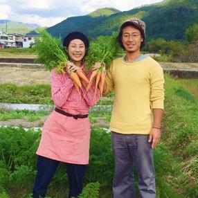organic farm キセツノオヤサイ葉屋