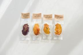 【10/24発送】芋農家のつくるスイートポテト食べ比べセット