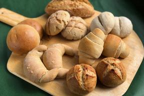 パンセット④×2:自然栽培小麦のみ使用したパンセット
