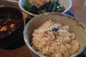 【玄米】八ヶ岳 山のカエル米 2kg