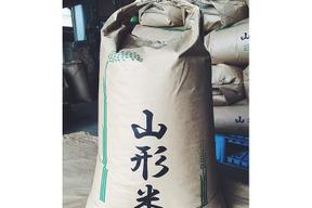 【令和元年新米】【玄米】つや姫 5kg 山形県飯豊町産 特別栽培米
