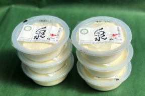 自然栽培大豆のみを使用した豆腐セット1