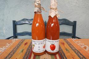 桜とまとジュースとにんじんりんごジュースの2本セット