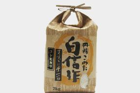 【30年度玄米】水田にもこだわりコシヒカリ(玄米2kg)