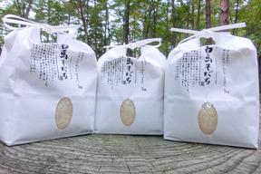 【新米お試し食べ比べセット】1kg×3種類【玄米】