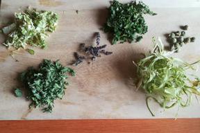 動物性肥料不使用・旨みがぎゅっと詰まった自然栽培の乾燥野菜セット