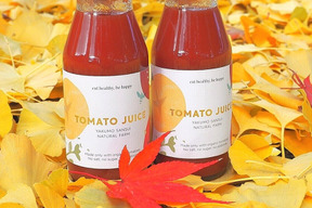 オーガニックフルーツトマトのジュース 4本セット
