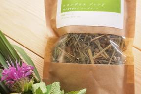 自家栽培ハーブを100%使用のハーブティー「レモングラスブレンド 」