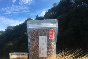2019年産 【三重県 熊野産】自然栽培 六条麦茶(150g)×3個セット