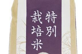 リンゴガイ農法『元気つくし』 玄米5kg