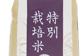 リンゴガイ農法『元気つくし』 精米10kg