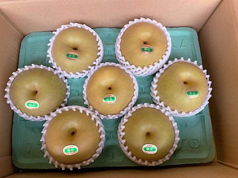 熊本県産 幸水 3kg(梨)