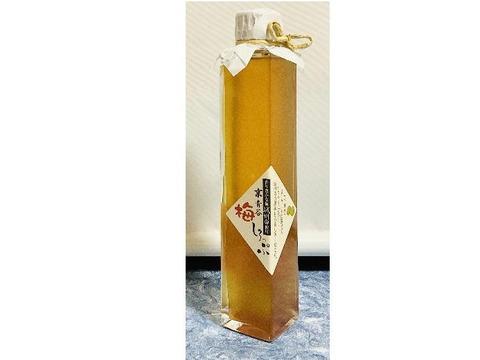 梅パワーで残暑乗り切り!芳醇な香りとおいしさ 京青谷の梅しろっぷ 200ml入り
