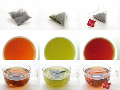 【初回限定BOX】天然の優しい甘みと芳醇な香り【3種茶ティーバッグセット】ティーパック嬉野茶 うれしの茶