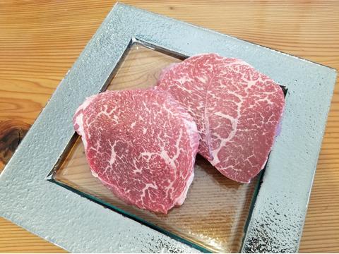 黒毛和牛モモステーキ (500g)