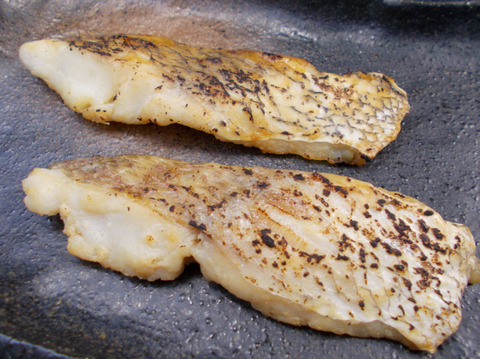 【🧍単品】ナイショやけど。。👂🏻【真鯛西京漬】で、鯛めし🍚作ると、最強旨いー!出汁がよく出る鯛かぶと霜降り😋おまけで付いてます。