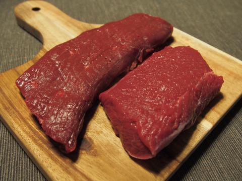 【もも肉セット計6枚】100%北海道産熟成鹿肉