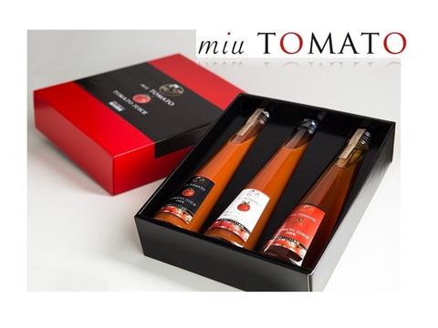 贈り物に【飯田農園】3本セット ジュース赤.金&酢