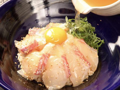 鯛ごま茶漬け(4袋)&鯛だし(4人前)