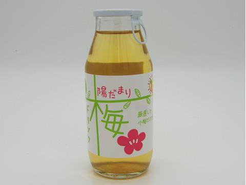 【自然栽培】30本セット 梅ドリンク 30%うめ果汁入り飲料(180ml×30本セット)