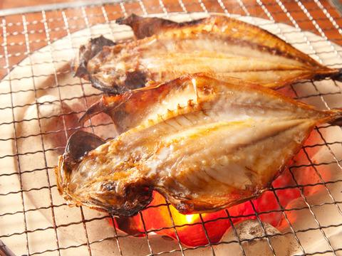 【贅沢の極み】獅子島産天然釣り鯵 干物