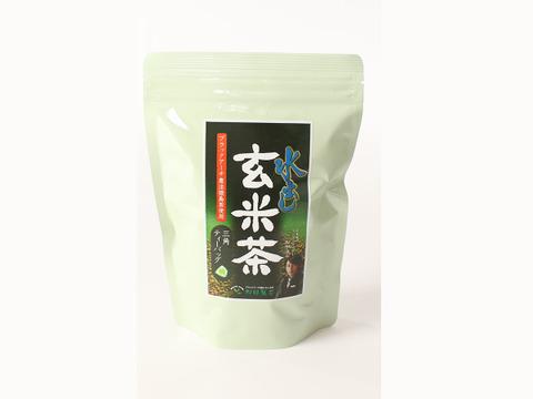 【水出しでもお湯出しでも】水出し玄米茶ティーバッグ 5gx30個
