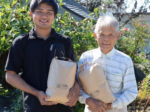 【新米・白米】農業歴60年越えのベテランが作ったコシヒカリ 5kg