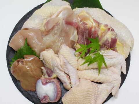 黒さつま鶏肉詰合せセット【冷蔵発送】