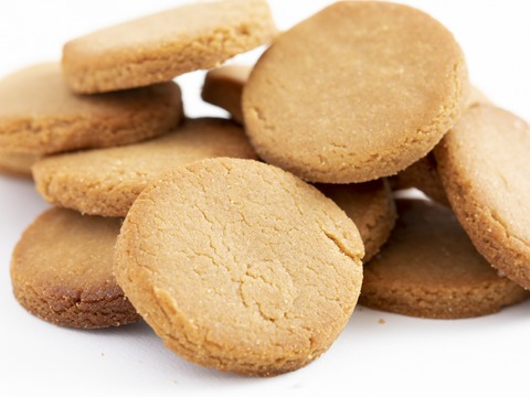 [グルテンフリー]小麦粉・卵・乳製品・白砂糖不使用【玄米きな粉クッキー】40枚入り:全国一律送料