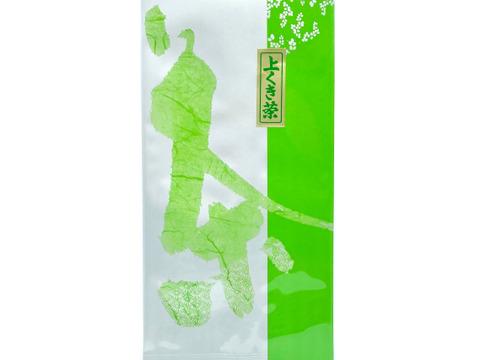 2021新茶[メール便] 上くき茶(100g) 甘く香ばしいお茶 / 狭山茶