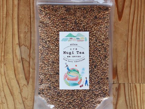 暑い日にゴクゴク!農薬・肥料不使用小麦で作った水出し麦茶(500g×1袋)