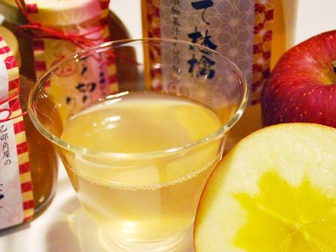 【家庭用パック】リンゴジュース&りんご酢&りんごネクター
