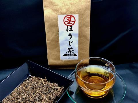 茎ほうじ茶 白川茶 心安らぐ香りのほうじ茶
