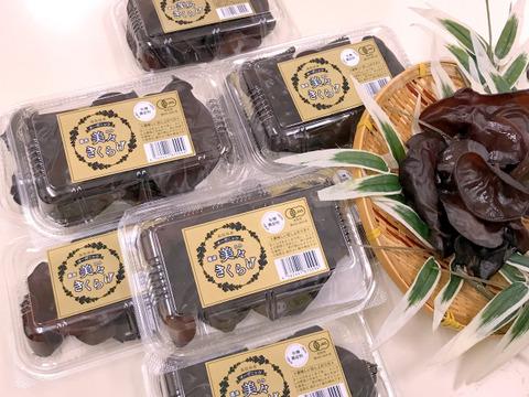 ★お買い得★「鳥取県産」オーガニック美々きくらげ 100g×10p+乾燥キクラゲ10g×5p