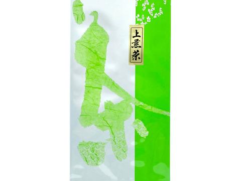 2021新茶[メール便] 上煎茶 (100g) 気軽に淹れても美味しいお茶 / 狭山茶