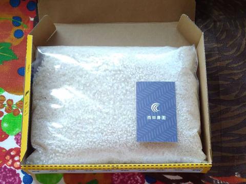 特別栽培米コシヒカリ 精米2kg 低農薬(80%以上削減)