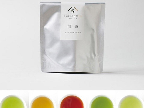 よくばりのお茶セット